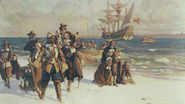 HISTORY: Plymouth Colony