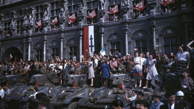 On This Day In History: The Liberation of Paris