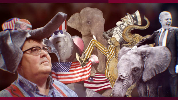 History Shorts: Why Republicans are linked to Elephants