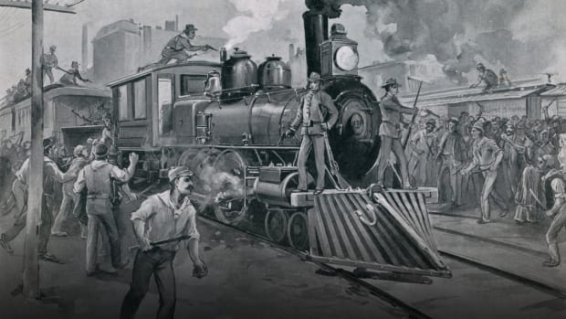 The Pullman Strike and the History of Labor Day