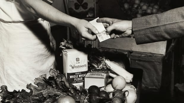 The History of Food Stamps in the United States
