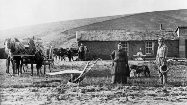HISTORY: Homestead Act