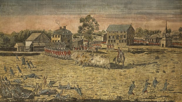 HISTORY: The Battles of Lexington and Concord