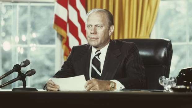 On This Day in History: Ford Pardons Nixon