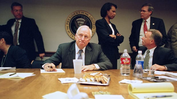 Dick Cheney and the September 11 Attacks