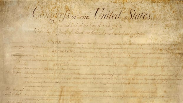 HISTORY: The Bill of Rights