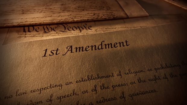 HISTORY: First Amendment of the US Constitution
