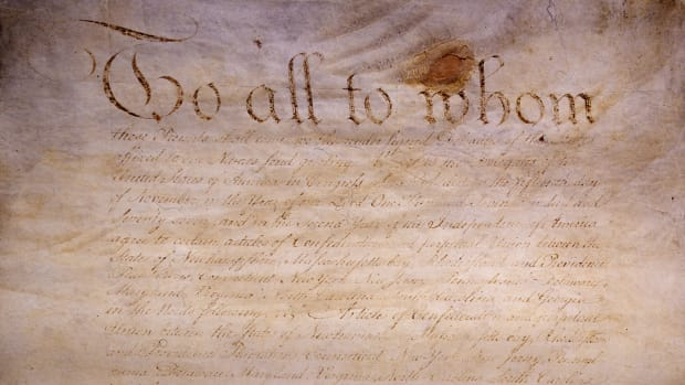 HISTORY: The Articles of Confederation