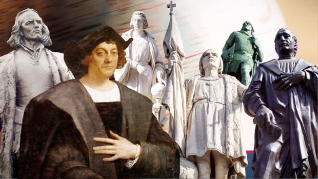 Why Do We Celebrate Columbus?
