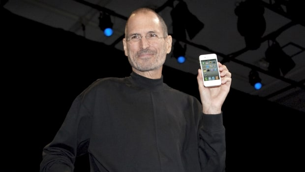 Steve Jobs, founder of Apple