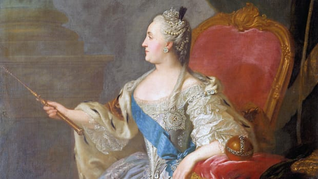 Facts on Catherine the Great