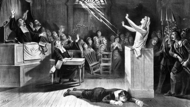HISTORY: The Salem Witch Trials