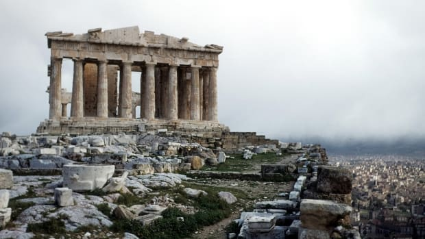 HISTORY: The Parthenon