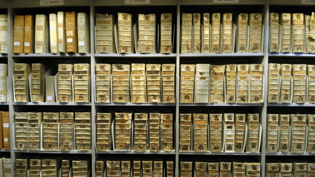 Vatican Secret Archives