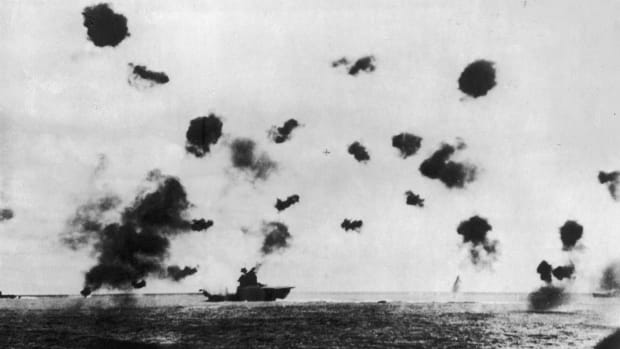 HISTORY: The Battle of Midway