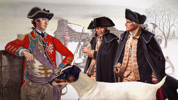 George Washington's Dogs