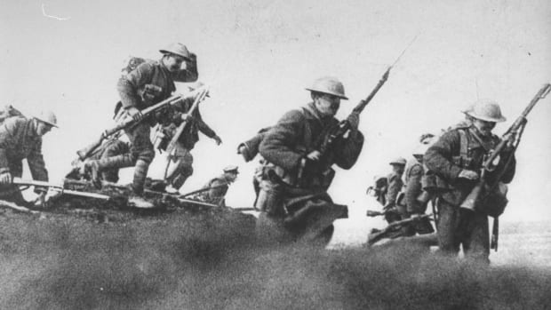 HISTORY: The Battle of the Somme