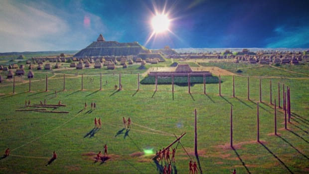North America's Ancient Cities