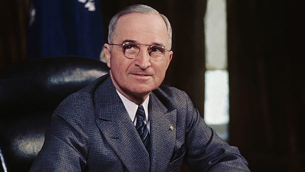 Harry Truman and Universal Health Care