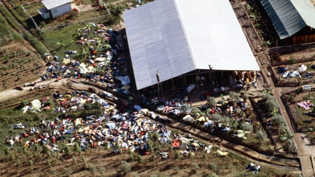 Mass Suicide at Jonestown