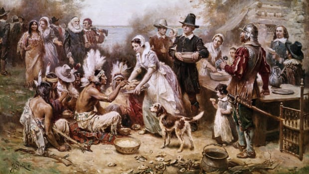 HISTORY: Thanksgiving