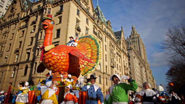 HISTORY: The Macy's Thanksgiving Day Parade