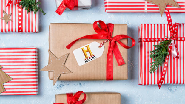 HISTORY Gift Guide 2019