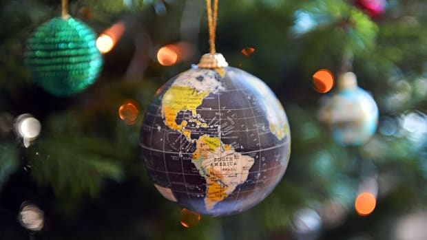 HISTORY: Christmas Traditions Around the World