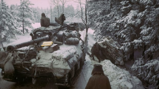 HISTORY: Battle of the Bulge