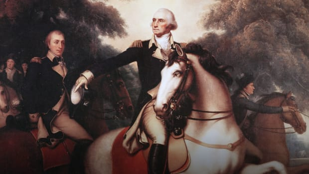 11 Key People Who Shaped George Washington's Life