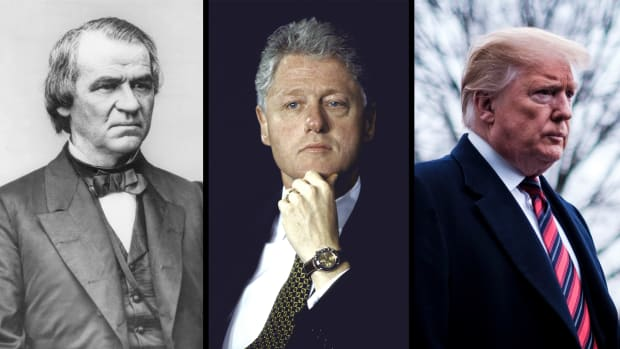 Impeached Presidents