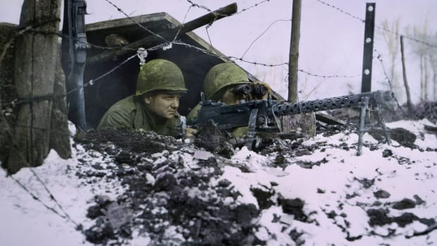 Battle of the Bulge Soldiers