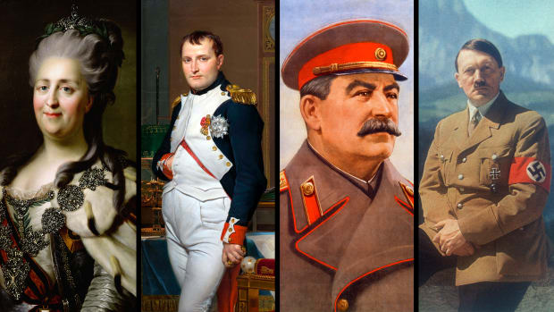 Autocrats Who Ruled Countries They Weren't Originally From