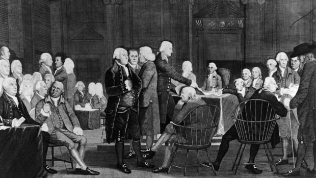 HISTORY: Continental Congress