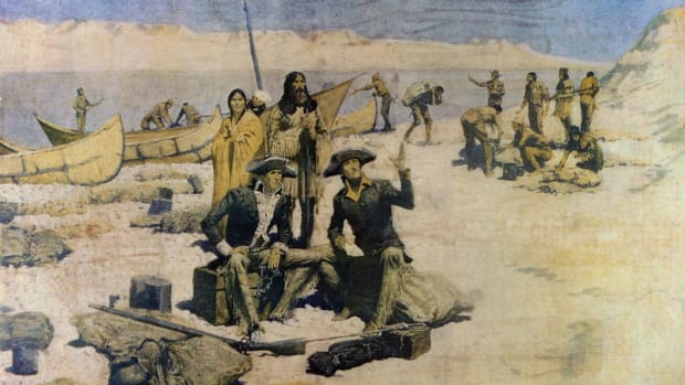 Lewis and Clark Expedition: Timeline