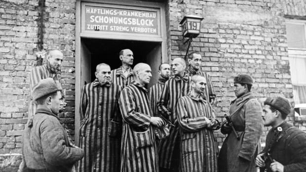 Liberation of Auschwitz: Photos