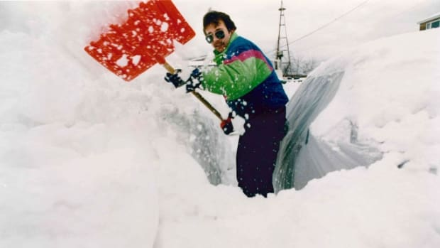 1993 snow storm, Storm of the Century