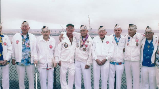The Pearl Harbor Club