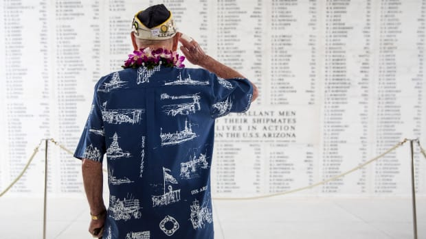 Pearl Harbor-Veteran Stories-Getty-500341764