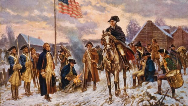 Topic-Valley Forge-GettyImages-144100755