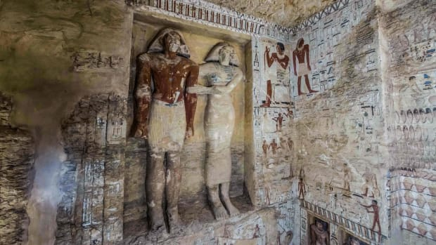 4400 Year Old Tomb-Ancient Egypt-promo-1073591406