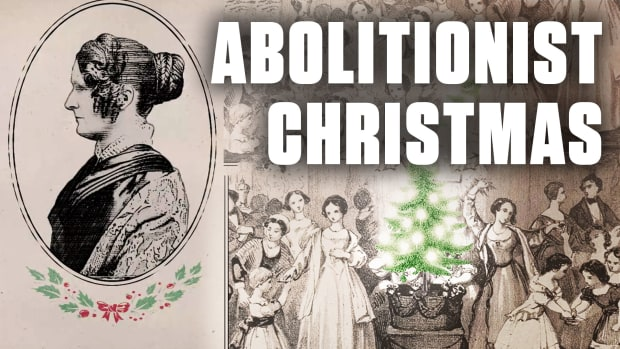 How Women Used Christmas to Fight Slavery