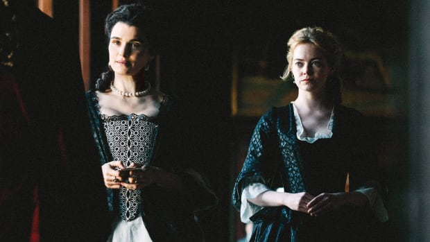 The Cast of 'The Favourite'