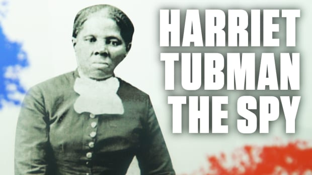 Harriet Tubman: Soldier/Spy