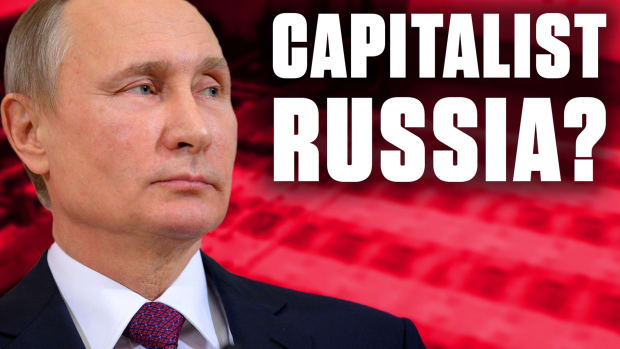 Russian Capitalism After Communism