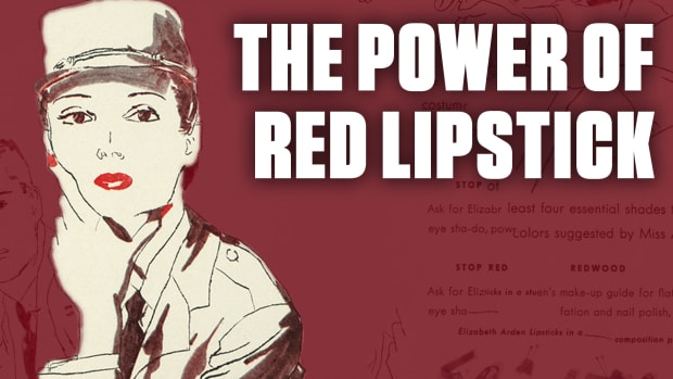 How Red Lipstick Shaped History