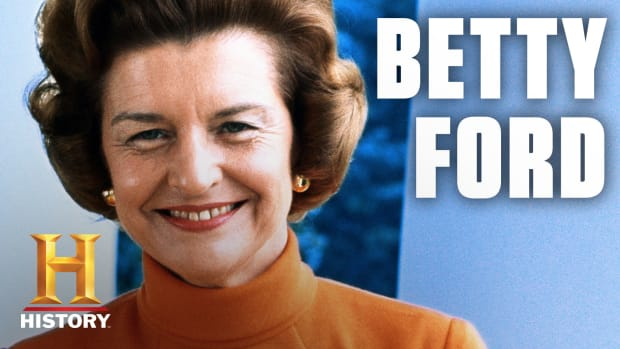 Mrs. President: Betty Ford