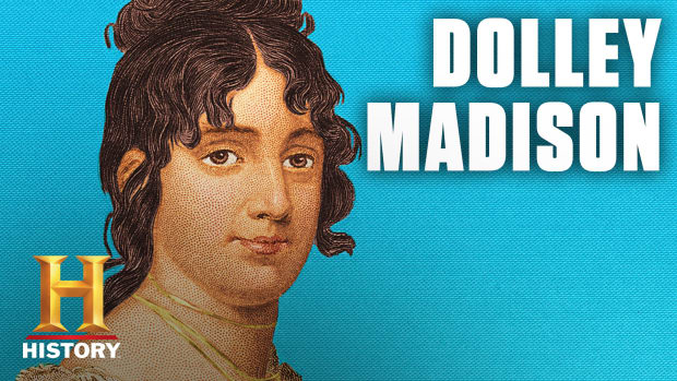Mrs. President: Dolley Madison