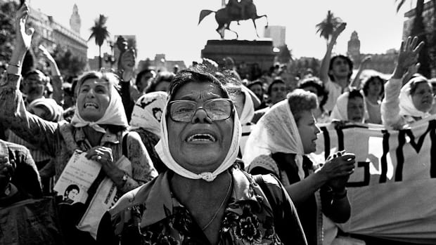 Grandmothers of the Plaza de Mayo