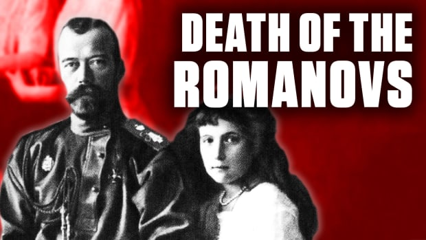 Brutal Execution of the Romanovs